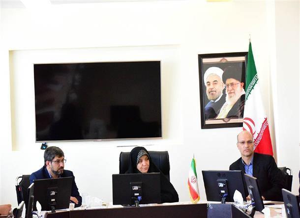 چهارمين جلسه شوراي ساماندهي مبادلات مرزي استان در سال 1396