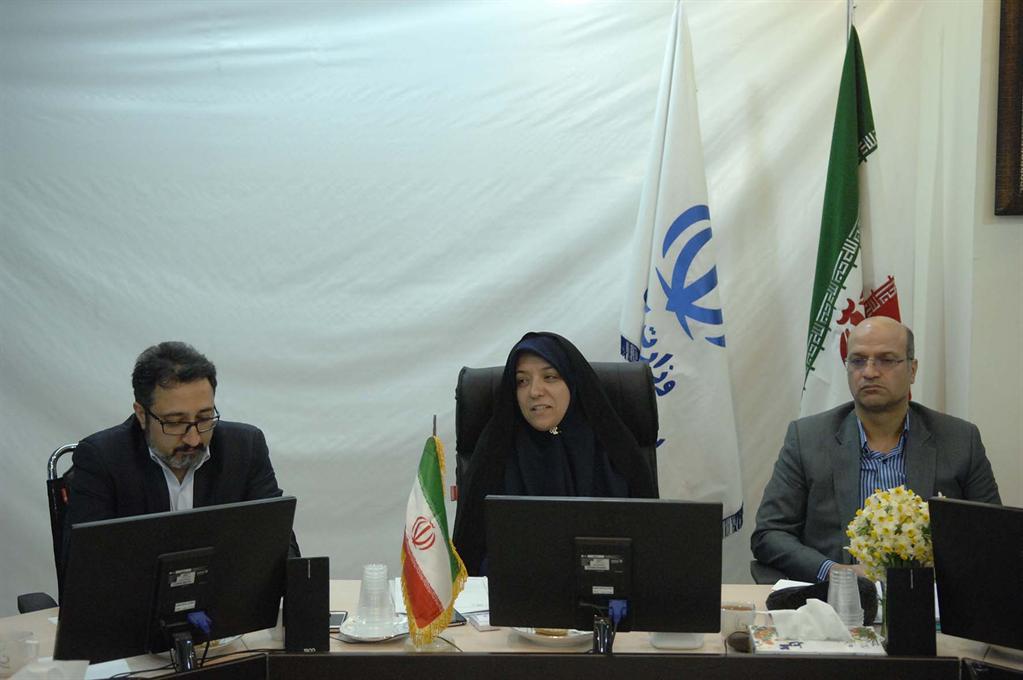 دهمین جلسه ستاد راهبری و مدیریت اقتصاد مقاومتی استان برگزار شد